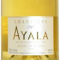 Ayala Blanc de Blancs Millésimé / アヤラ ブラン・ド・ブラン・ミレジメ