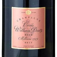 Deutz Cuvée Willam Deutz Rosé Millésimé / ドゥーツ キュヴェ・ウィリアム・ドゥーツ・ロゼ・ミレジメ