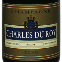 Charles Du Roy Brut / シャルル・デュ・ロワ ブリュット