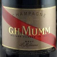 G. H. Mumm Millésimé / G.H.マム ミレジメ