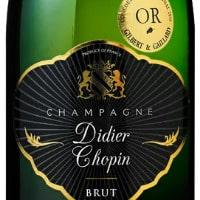 Didier Chopin Brut / ディディエ・ショパン ブリュット