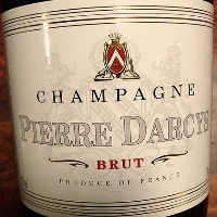 Pierre Darcys Brut / ピエール・ダルシー ブリュット