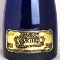 Cattier Brut Saphir Gold Label / キャティア ブリュット・サファイヤ・ゴールド・ラベル