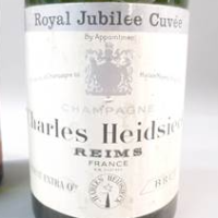 Charles Heidsieck Royal Jubilee Cuvee / シャルル・エドシック ロワイヤル・ジュビリー・キュヴェ
