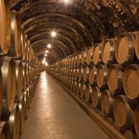 ワインの熟成樽とシャンパンでの使用