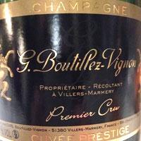 G. Boutillez Vignon / G.ブティエ・ヴィニョン