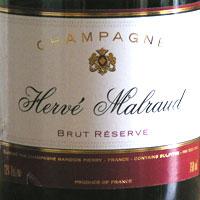 Hervé Malraud / エルヴェ・マルロー