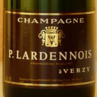 champagne p lardennois
