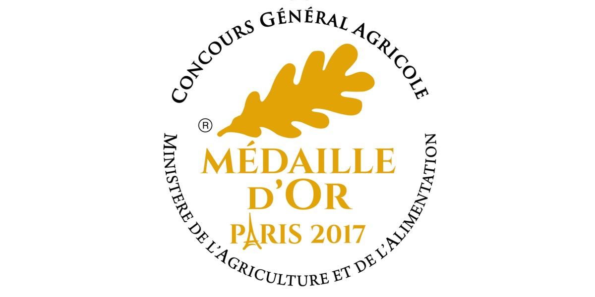フランス農業コンクール 2017 金賞受賞シャンパン一覧