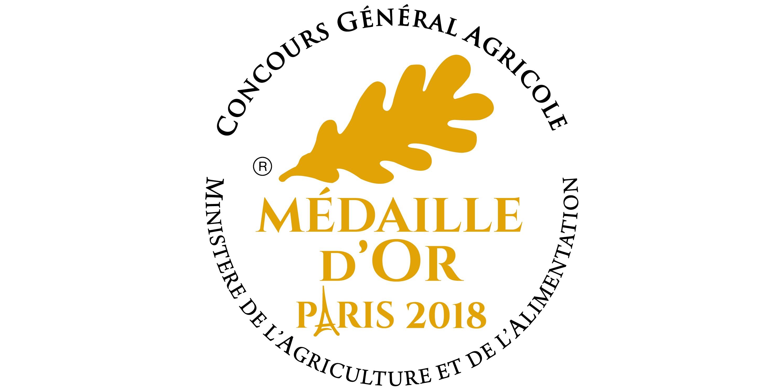 フランス農業コンクール 2018 金賞受賞シャンパン一覧