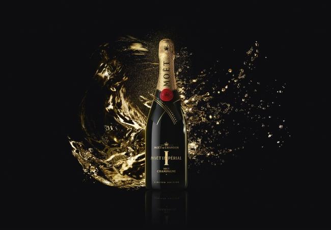 モエ アンペリアル150年周年記念限定ボトル発表