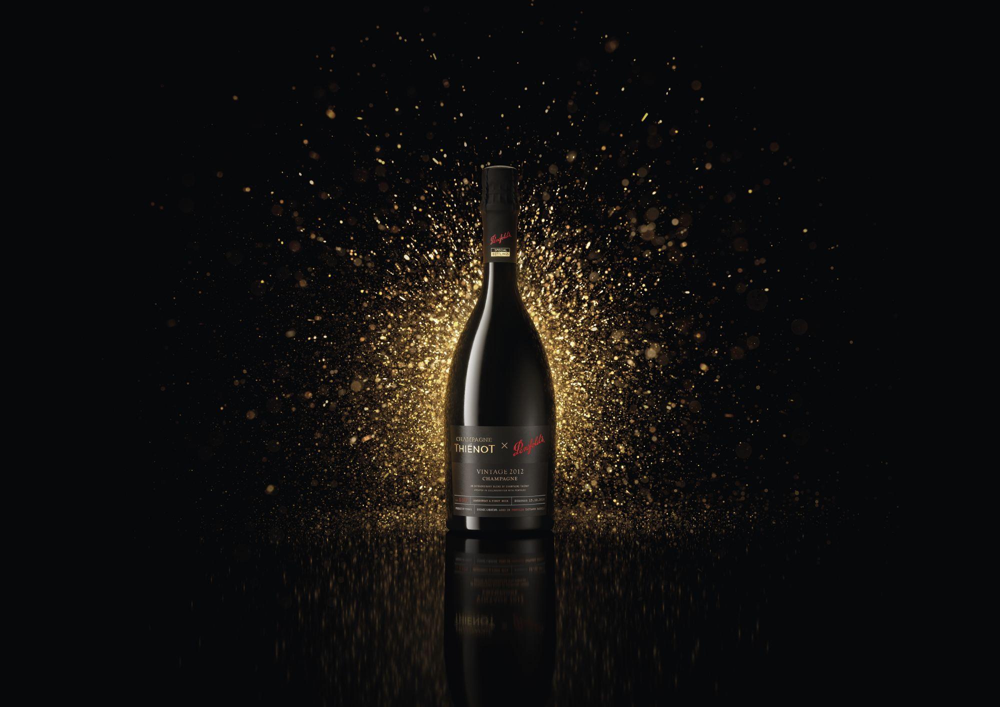 ペンフォールズがティエノとのコラボシャンパンブランドを発表