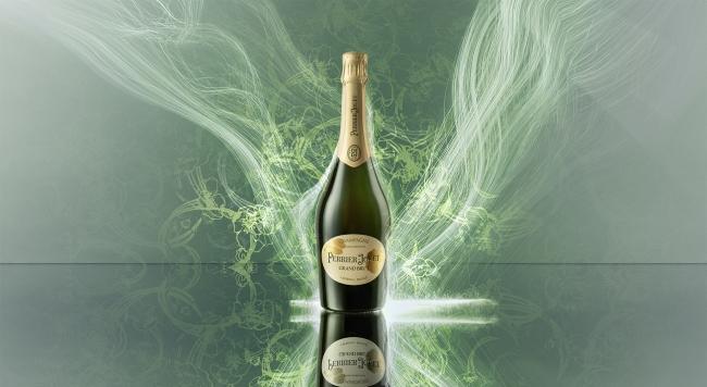 ペリエ・ジュエがグラン・ブリュットの新ボトルシェイプを発表