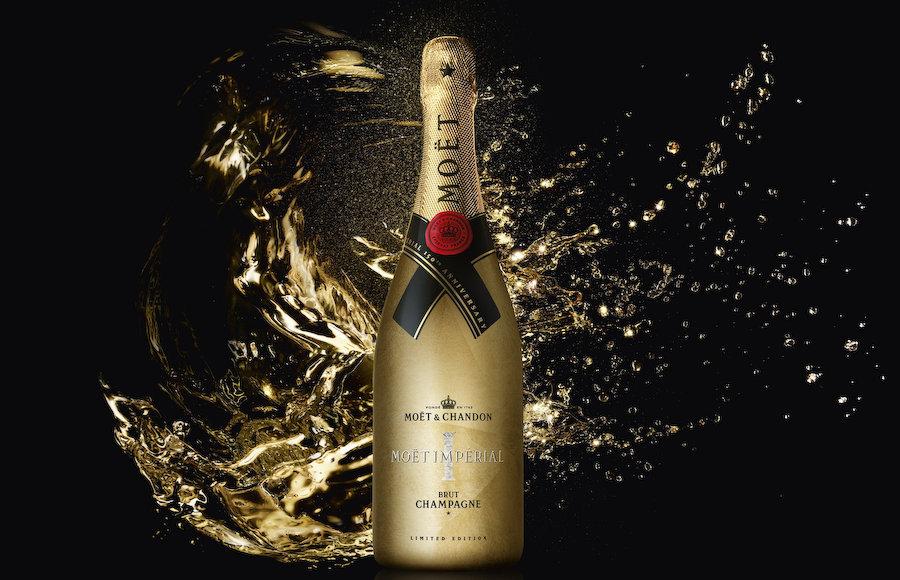 モエ アンペリアル150年周年記念ボトル第2弾発表
