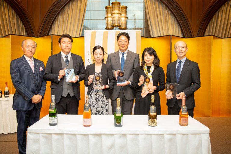日本初のシャンパーニュ品評会の結果が発表されました